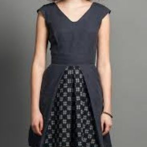 Jennifer Glasgow indie designer blue dress XS